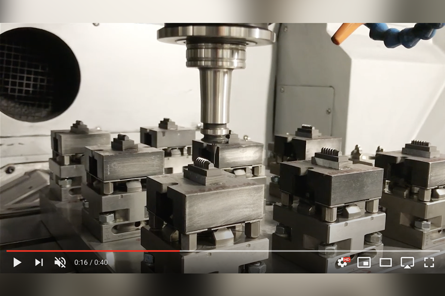Watch this video to learn about our in-house precision tooling
